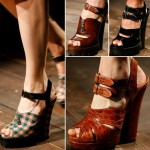 Prada Fall 2013 shoes collection