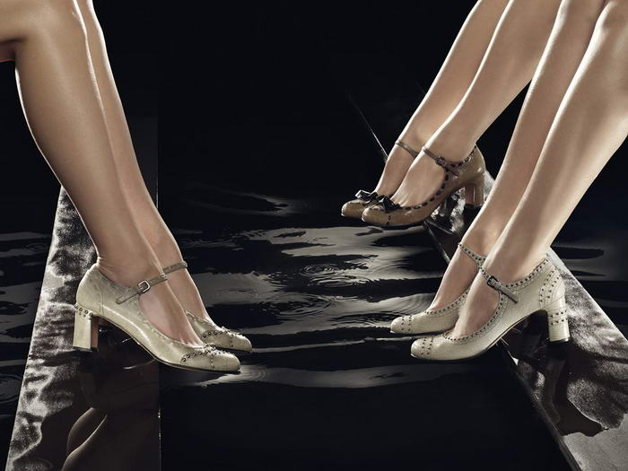 Prada Fall winter 2009 2010 ad campaign 5
