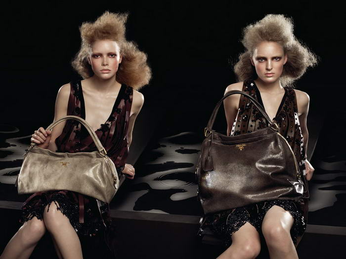 Prada Fall winter 2009 2010 ad campaign