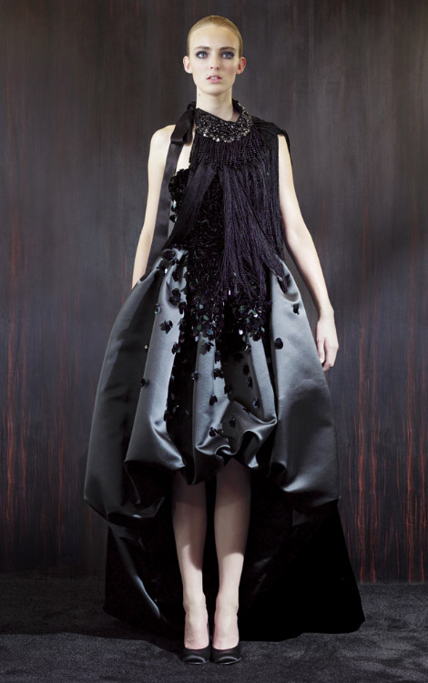 Prada pre Fall 2009 dress