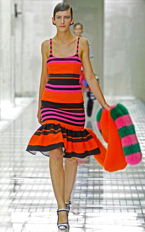 Prada Spring Summer 2011 collection