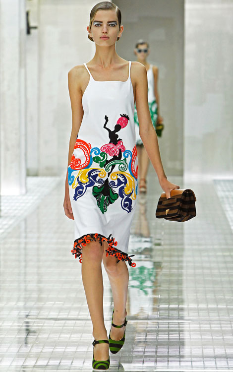 Prada Summer 2011 collection