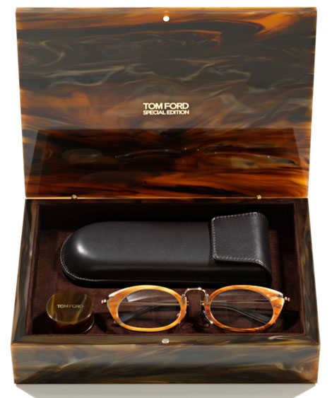 precious eyewear by Tom Ford