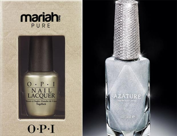 precious nail polish OPI Pure Azature Diamonds