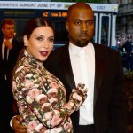 pregnant Kim Kardashian Met Gala 2013 Red Carpet