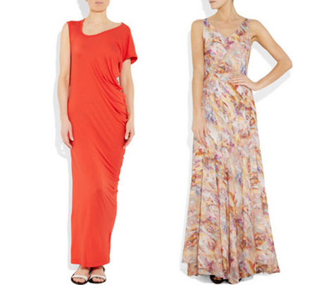 pretty summer maxi dresses