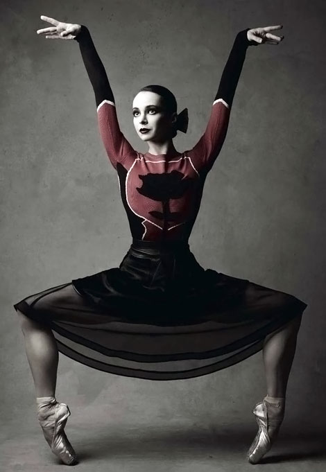 Prima Ballerina Fashion Vogue