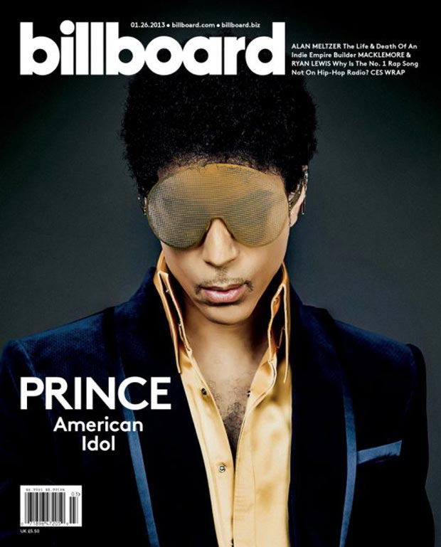 Prince Billboard Icon cover