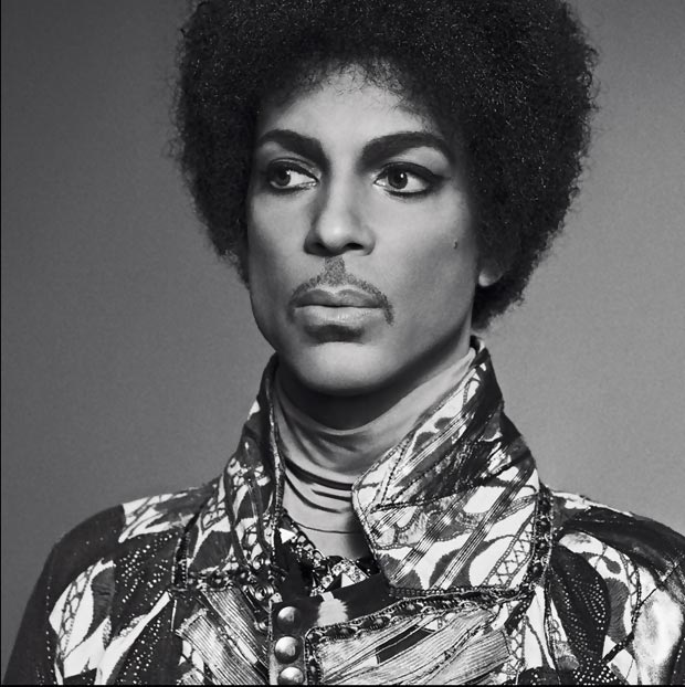 Beyond Time And Fashion: Prince Does V Magazine, Fall 2013
