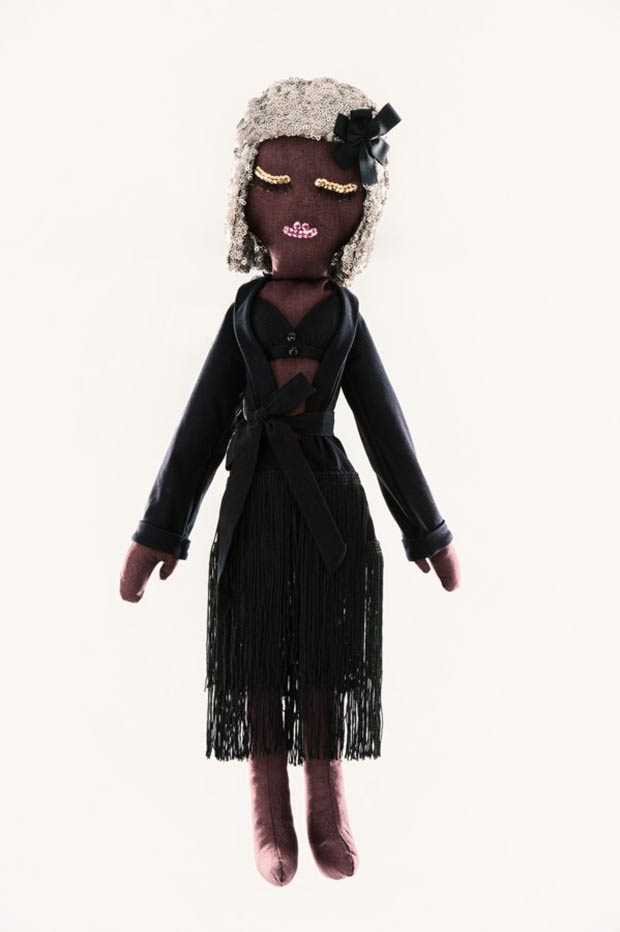 Princesse Tam Tam Josephine doll for Unicef