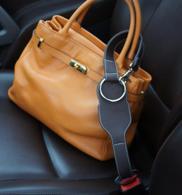 protect your bag with a gadget