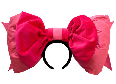 Puff Bow Tour de Force headband