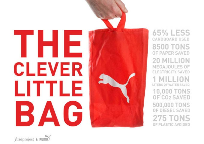 puma clever little bag facts