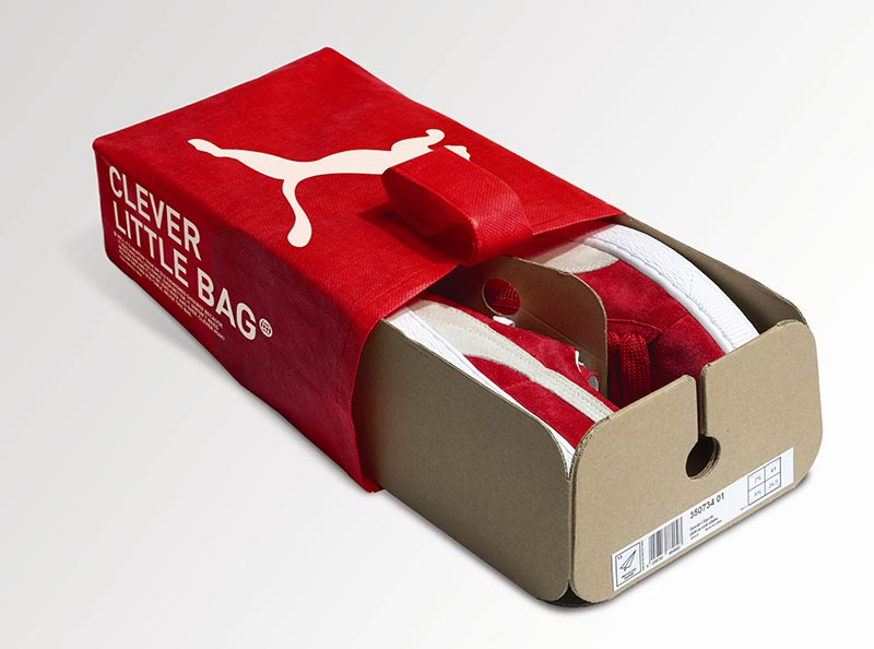 puma clever little bag shoes box 2