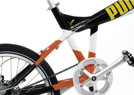 Puma Pico Bicycle details