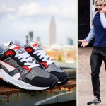 Quicksilver Maximoff twin sneakers Adidas Avengers Age of Ultron