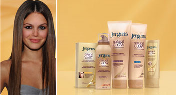 Rachel Bilson Has Jergens Natural Glow