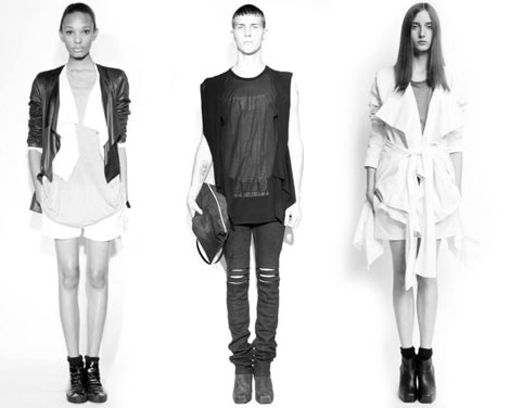 Rad Hourani Collection 2009