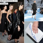 Raf Simons Dior Fall 2013 collection highlights