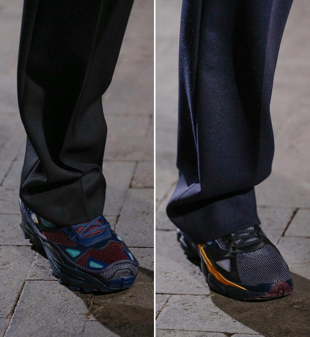 Raf Simons fall 2013 men shoes