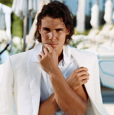 Rafael Nadal Does Vogue June 2009