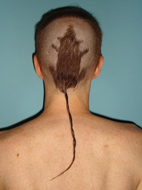 rat Haircut