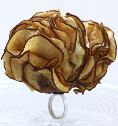 Dare to Wear Dried Fruits Jewelry?