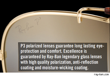Ray-Ban Ultra Limited Edition Detail