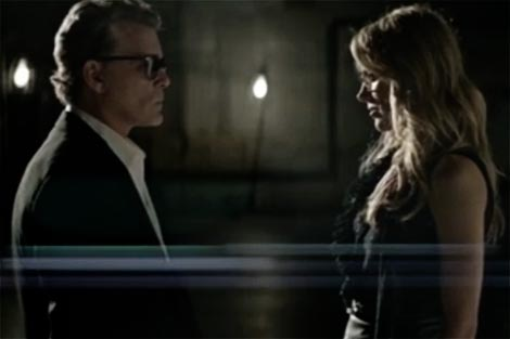 Ray Liotta, Bar Paly Oliver Peoples Summer 2013 Seductive Campaign
