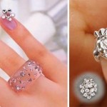 really delicate nails jewelry