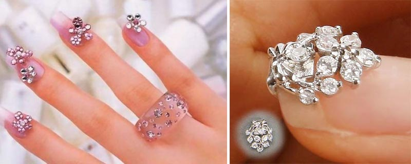 really delicate nails jewelry - StyleFrizz | Photo Gallery