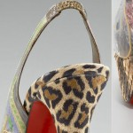 recycled materials trash shoes Louboutin