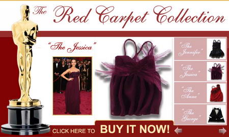 Red Carpet Collection at Little Lily