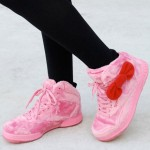 Reebok Hello Kitty Plush Kitty sneakers collection pink