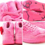 Reebok Hello Kitty Plush Kitty sneakers pink