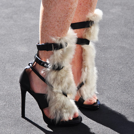 Fur&#8217;n Sandals