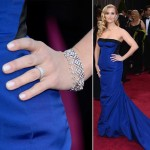 Reese Witherspoon jewelry 2013 Oscars