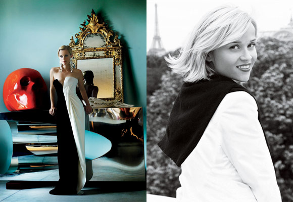 Reese Witherspoon Vogue US November 2008 2