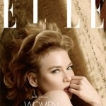 Renee Zellweger Elle November 2009 cover