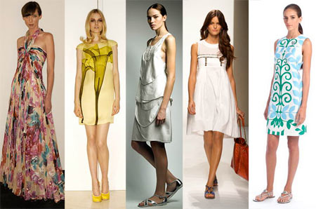 Resort Dresses 2008