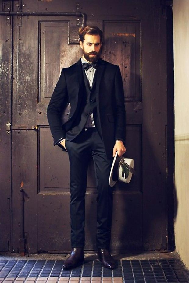 Retro Avantgarde Street Men Fashion Stylefrizz