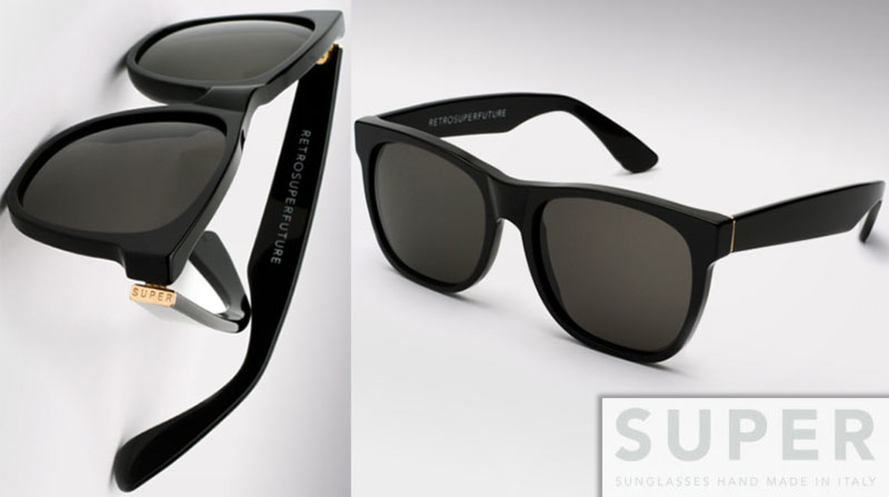 Retro Super Future classic matte sunglasses