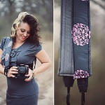 reversible DSRL camera strap
