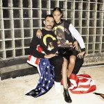 Riccardo Tisci Joan Smalls Self Service Magazine