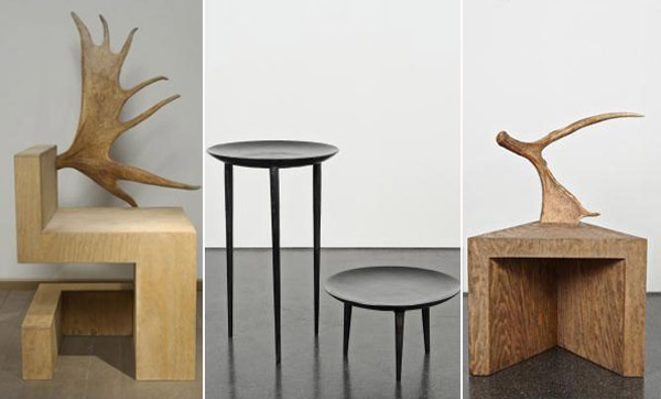 Rick Owens furniture 2009
