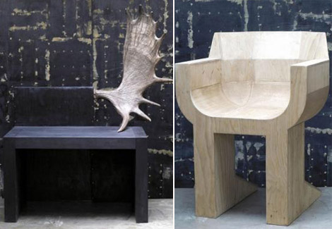 Rick Owens furniture