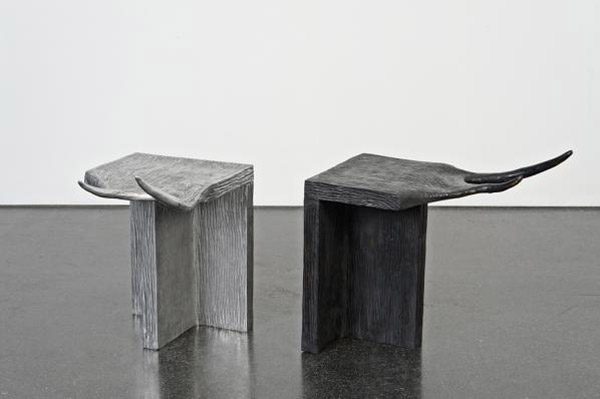 Rick Owens table bronze