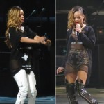 RIhanna Diamonds World Tour Givenchy Costumes