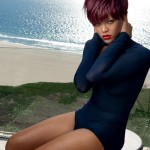 Rihanna Vogue US April 2011 photographed by Annie Leibovitz