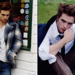 Robert Pattinson Vanity Fair december 2009 5